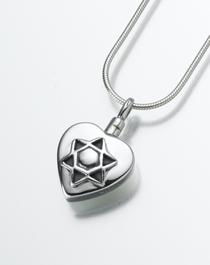 Sterling silver star of david pendant macomb county cremation sterling silver star of david pendant aloadofball Choice Image